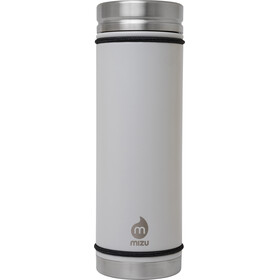 MIZU V7 Isolierte Flasche with V-Lid 700ml enduro light grey